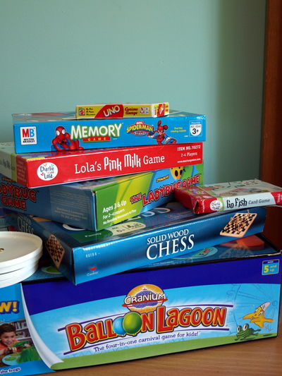 Friday Night = Game Night